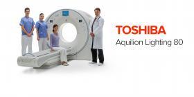 TOSHIBA представила новий AQUILION LIGHTNING 80 CT SCANNER - Bimedis - 1