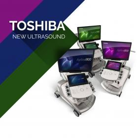 TOSHIBA випускає три нових УЗД апарати  - Bimedis - 1
