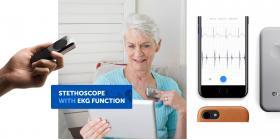 EKO DUO - новий мобільний стетоскоп з можливістю ЕКГ  - Bimedis - 1