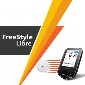 FREESTYLE LIBRE: контроль рівня глюкози від ABBOTT - Bimedis - 1